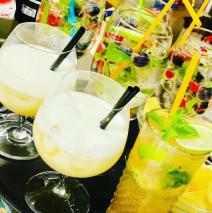 Cocktails e pestati